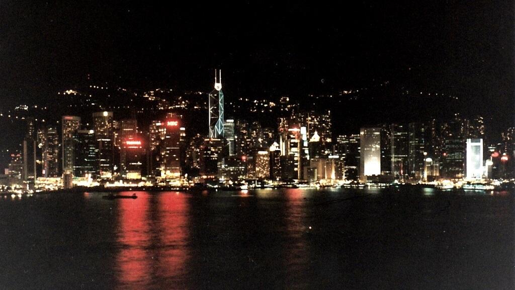 二十年ぶりの香港 (1)