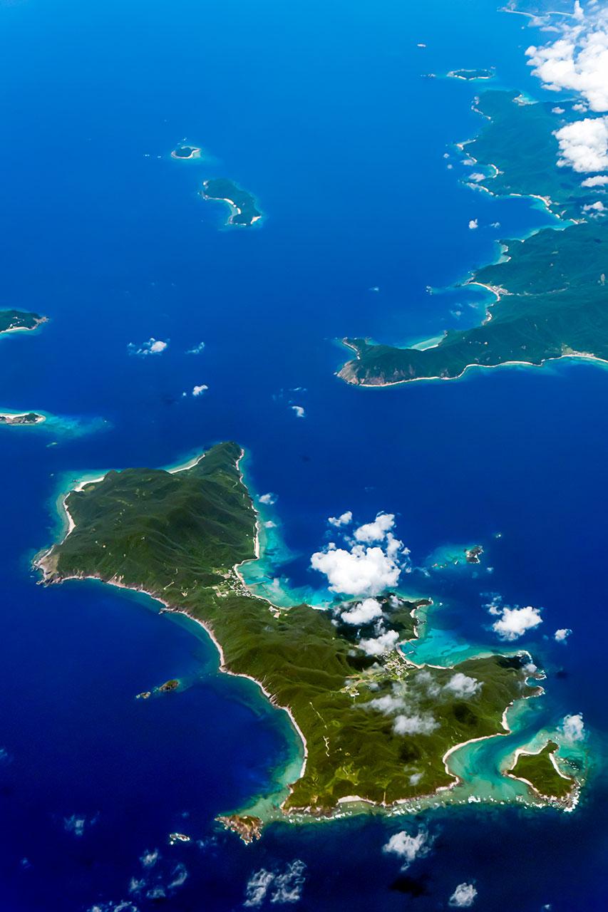奄美群島 請島