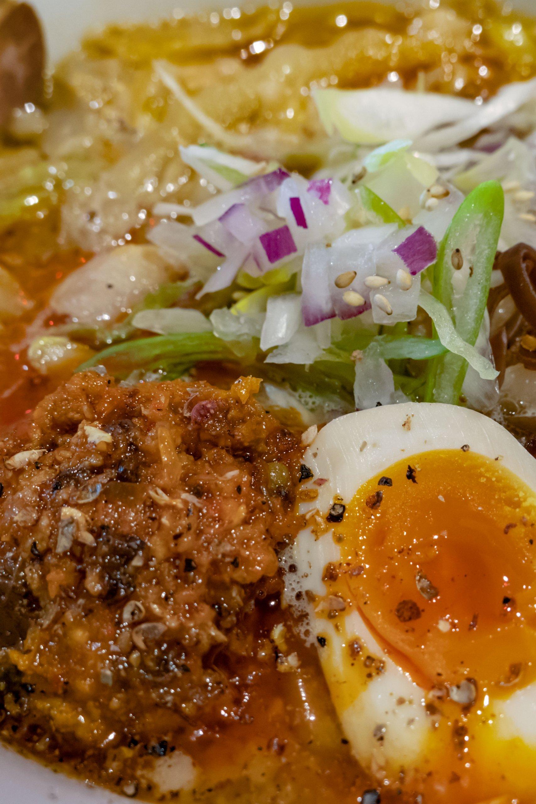 北海道千歳市 新千歳空港 富川製麺所