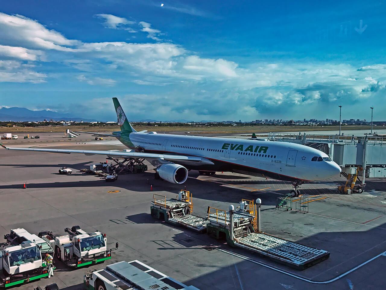 台湾桃園空港