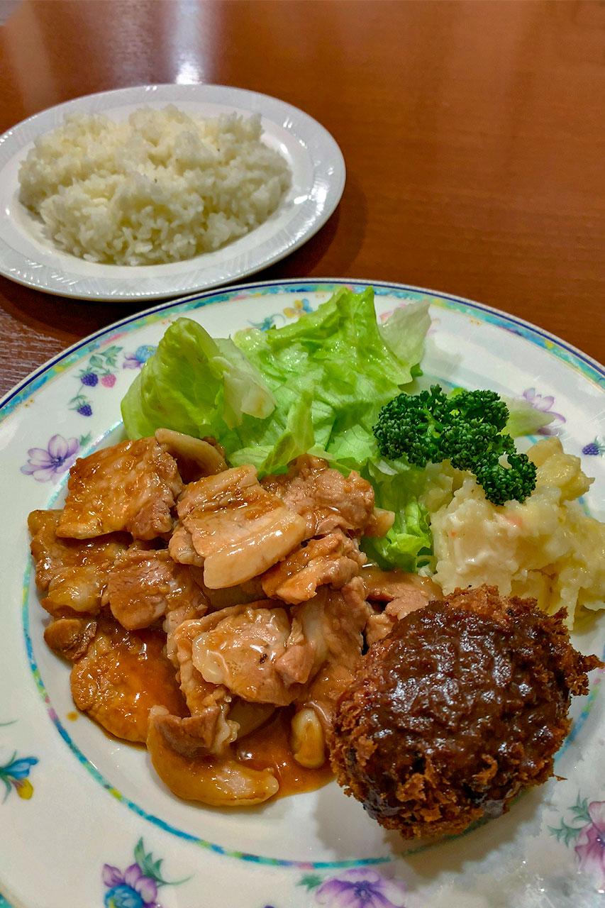 生姜焼きコロッケ