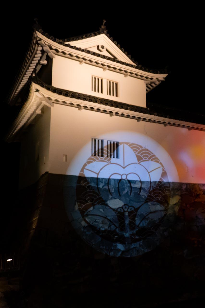 彦根城観光 昼と夜の表情を撮影してみた