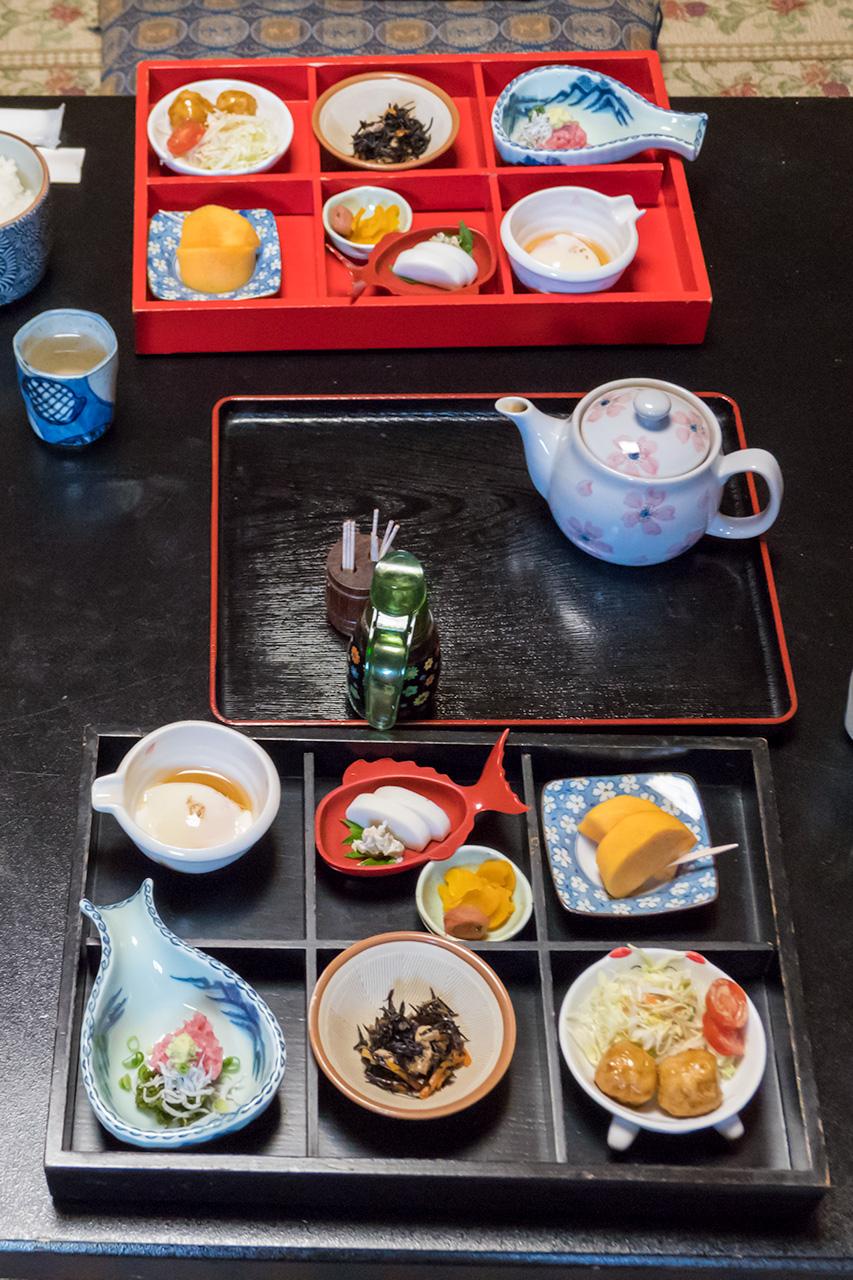 青木の坂 朝食