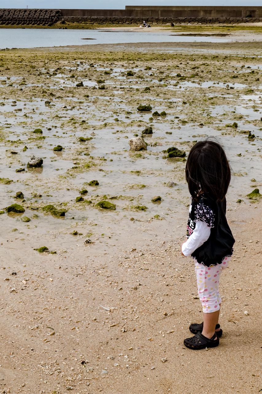 喜屋武の浜