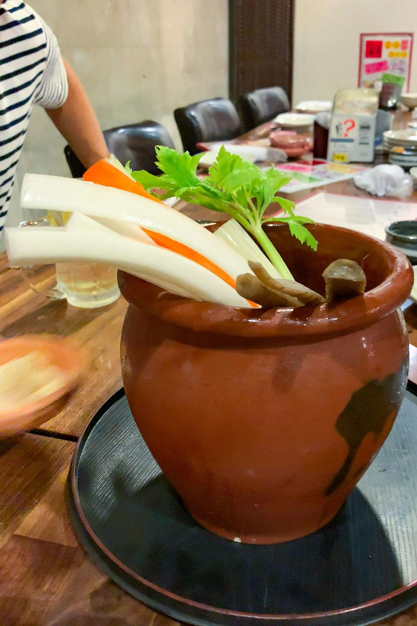 壺だし野菜
