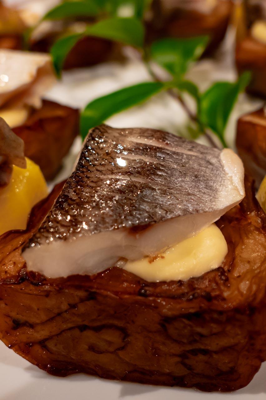 鰤片妻焼き 茄子チーズ 薩摩芋煮赤西貝