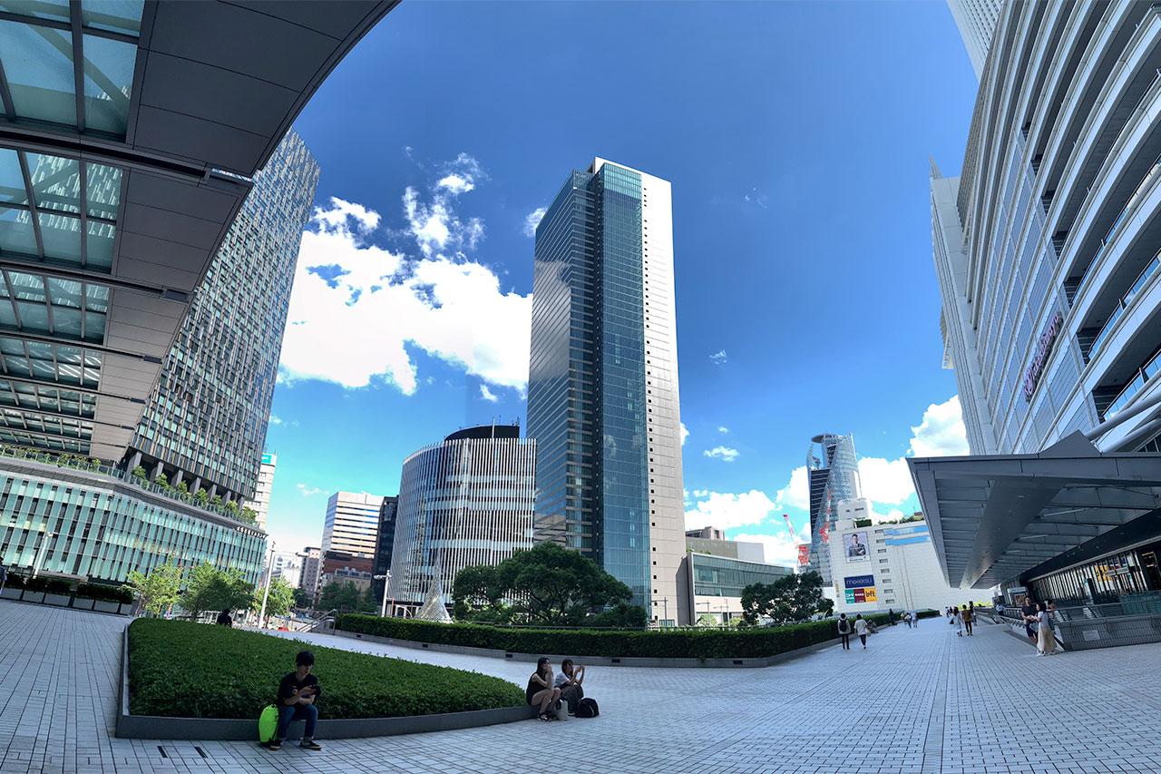 名古屋駅 JRタワー広場