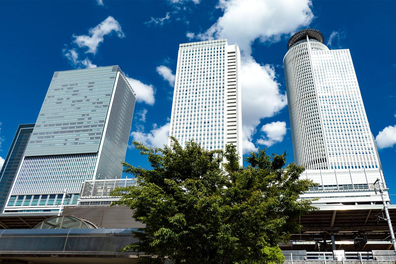 名古屋駅 高層ビル