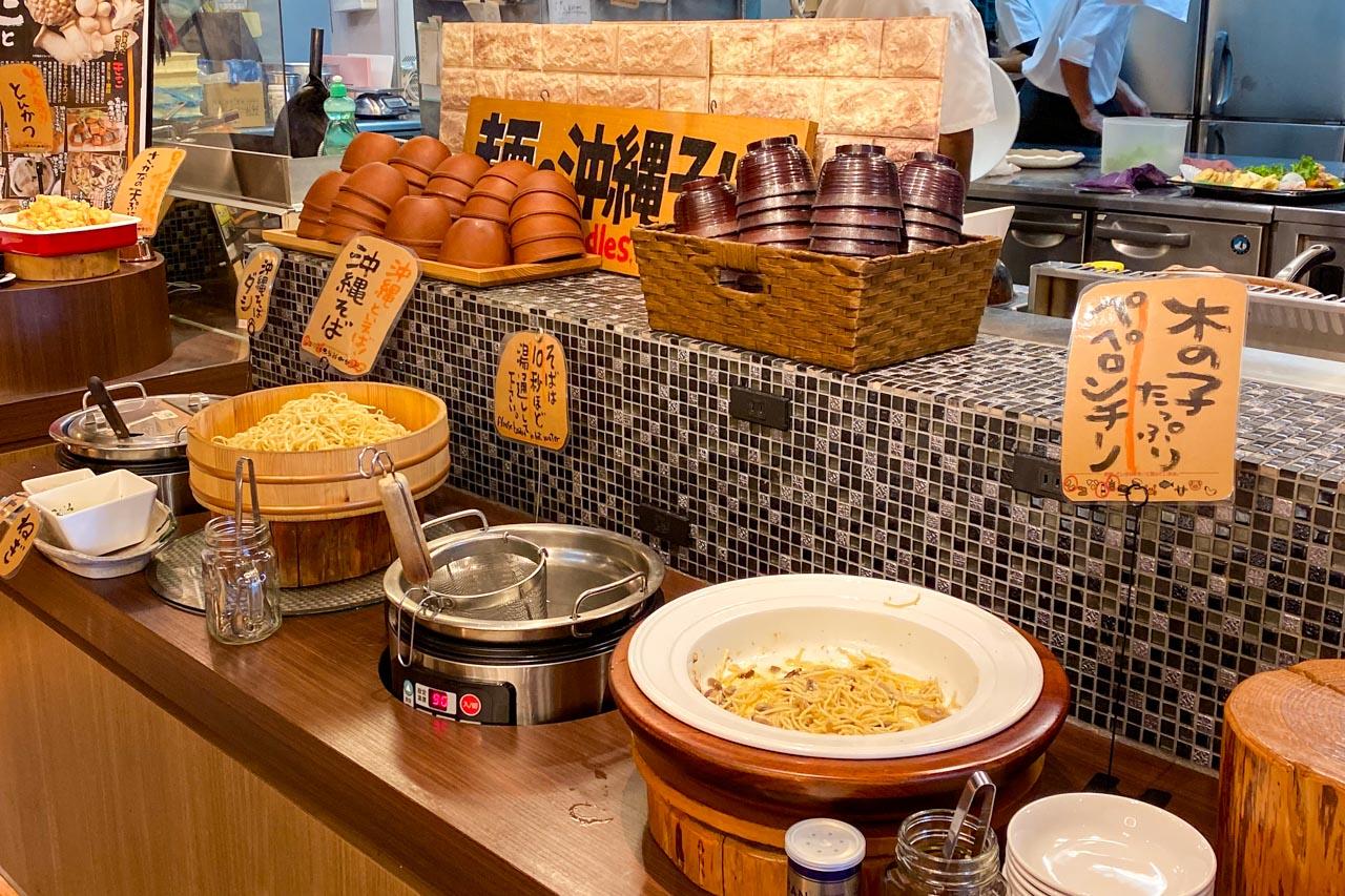 麺コーナー