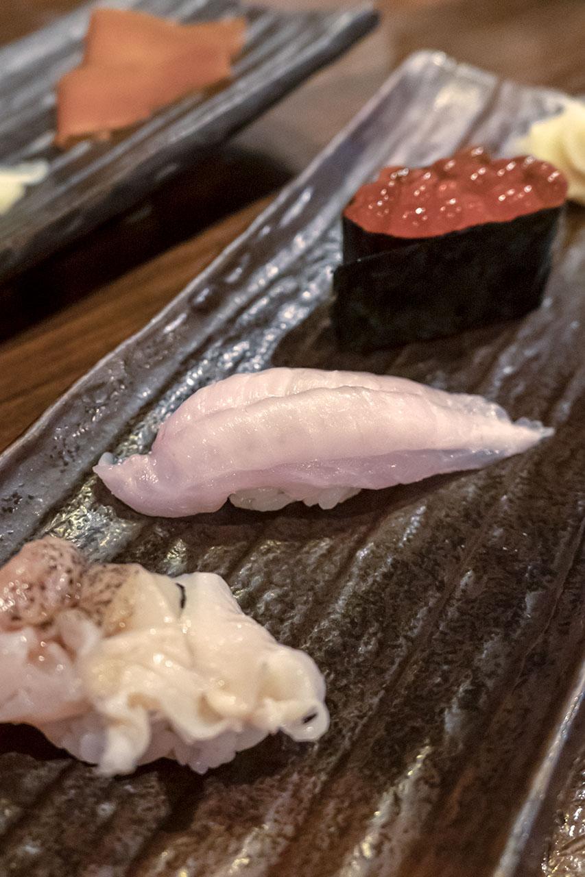 北海道札幌市 狸小路 寿司バー
