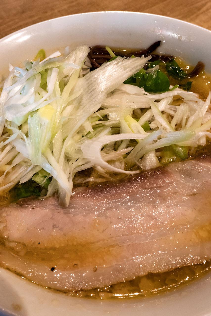 北海道 新千歳空港 富川製麺所