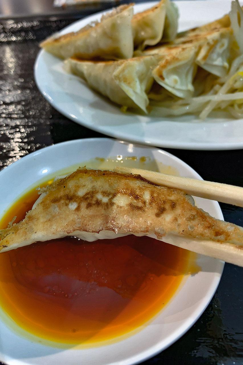 静岡空港フードコート 麺屋燕/元祖浜松餃子 石松