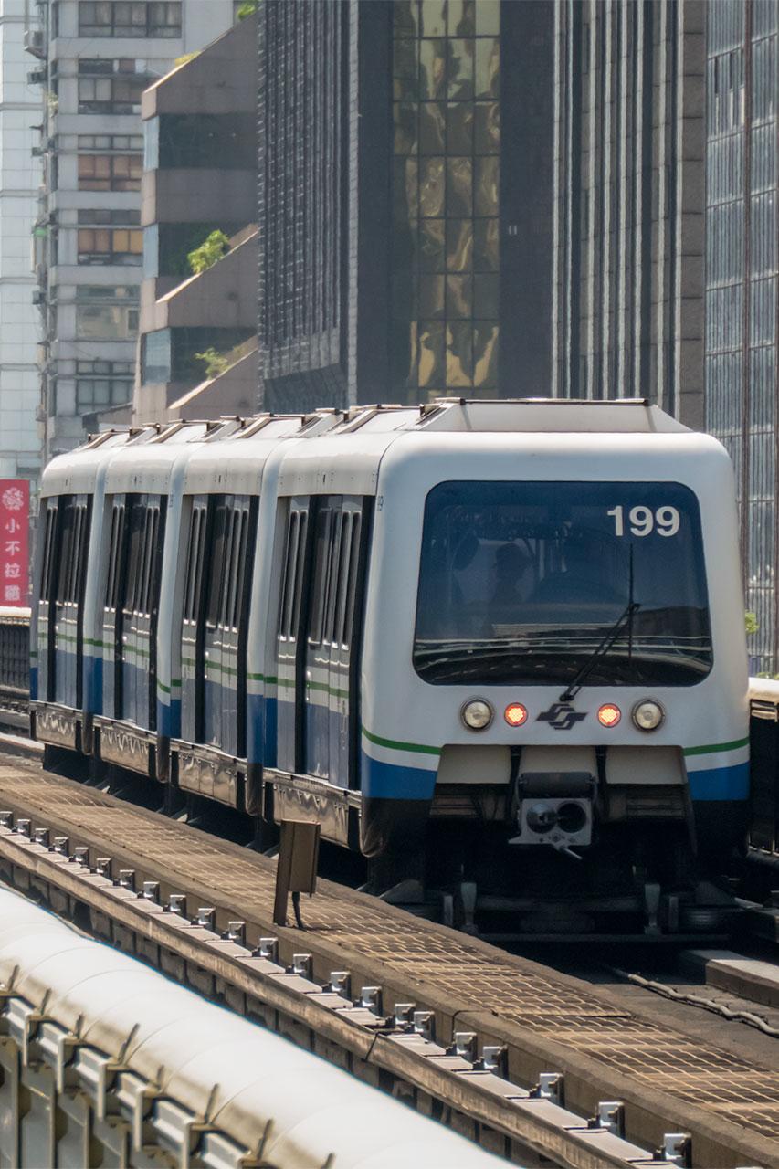 台北MRT 文湖線