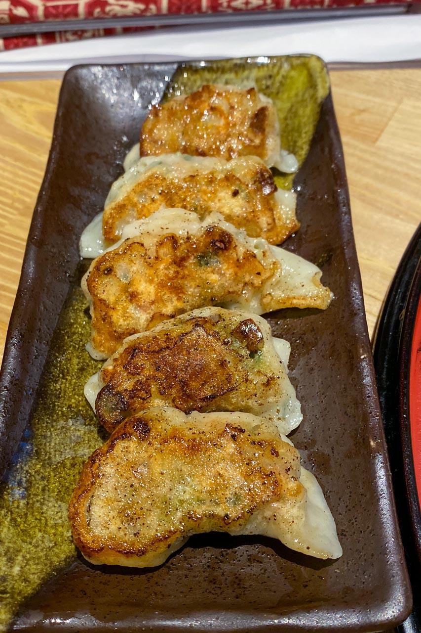 とうりんの焼き餃子