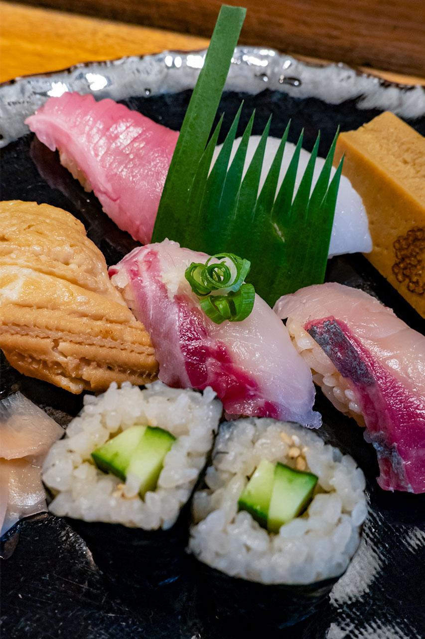 栄寿司 すし