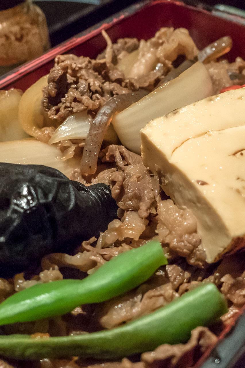 米沢牛 すき焼き重