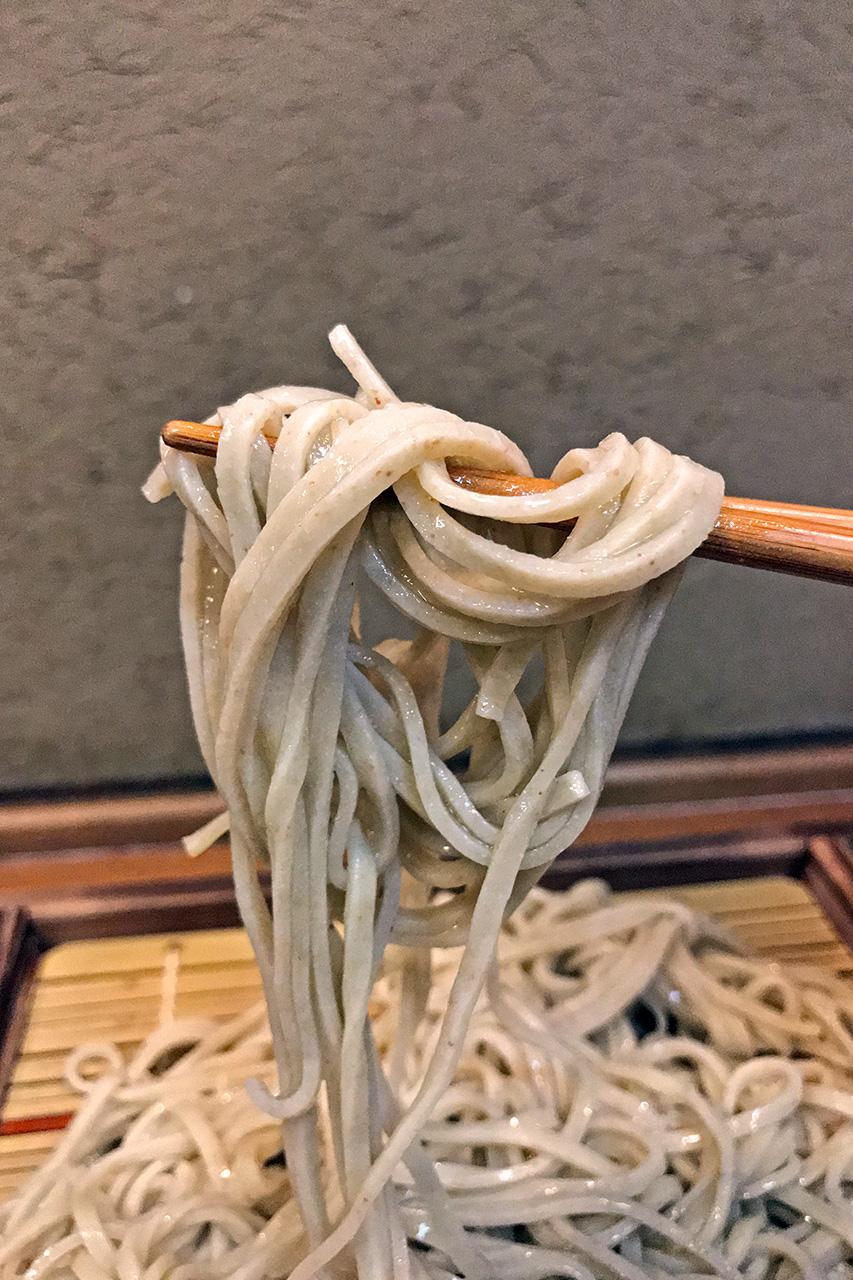 東京都港区浜松町 嵯峨谷 天もりとかき揚げ蕎麦