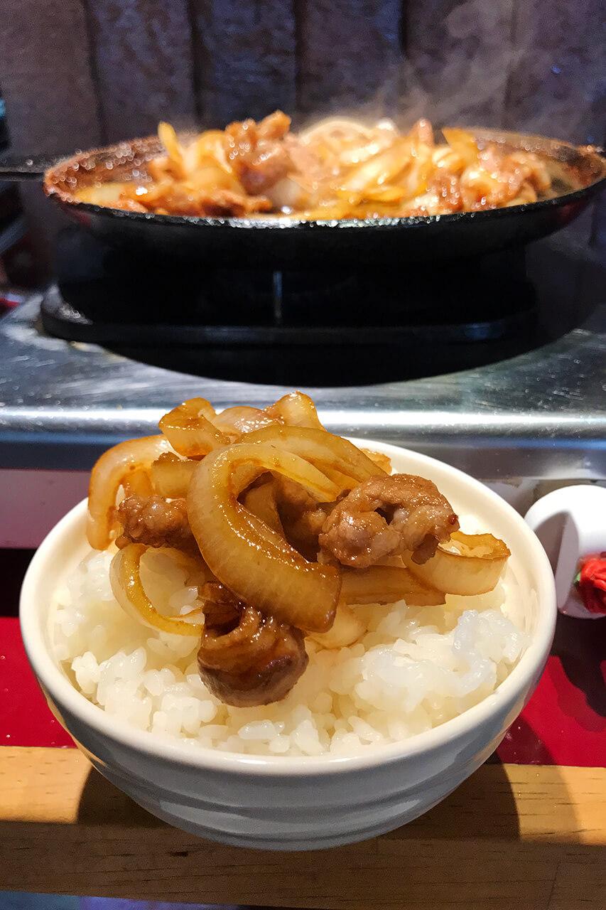 青森県 十和田バラ焼き 司